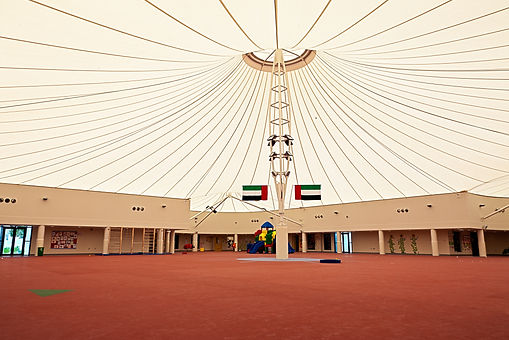 Interior View Al Ain School