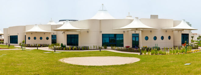 Exterior View Al Ain School