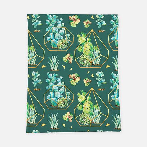 Cacti Blanket