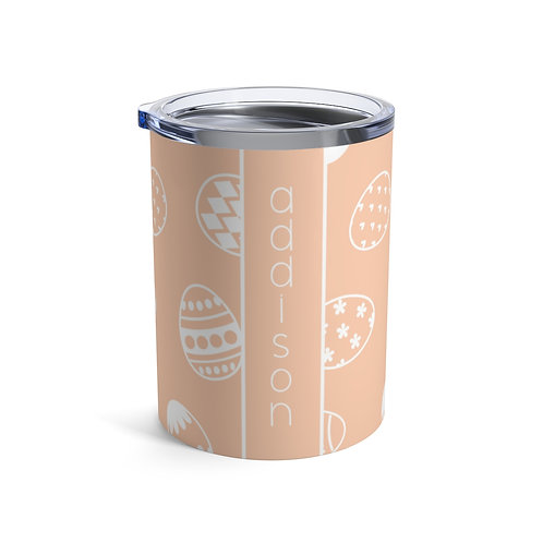 Easter Egg Personalized 10oz Tumbler