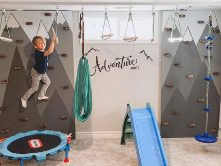 The Coolest Playrooms Ever (That You Can Make Happen!)