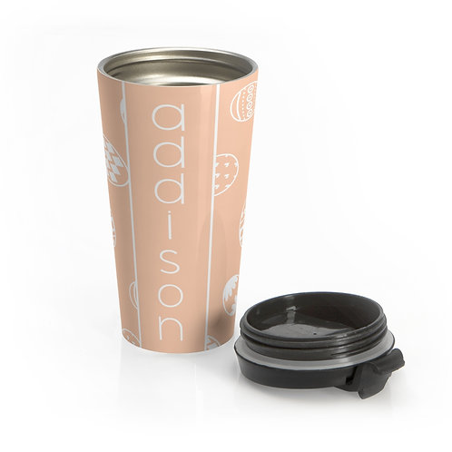Easter Egg Personalized Travel Mug