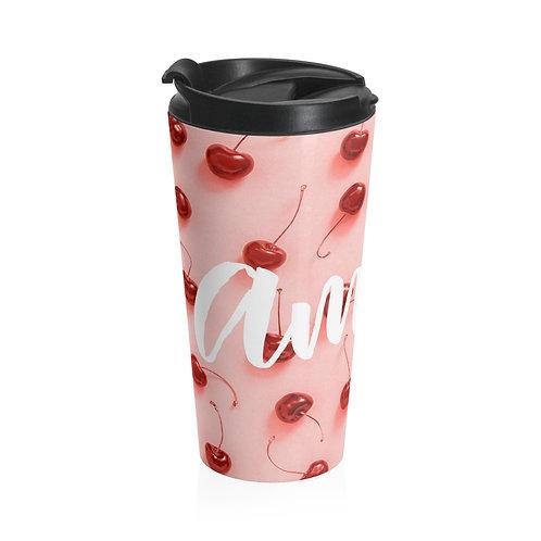 Shirley Temple Personalized Travel Mug