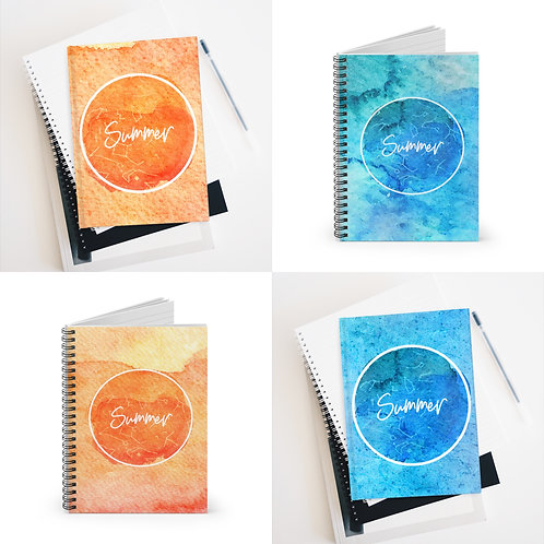 Star Map Personalized Journal