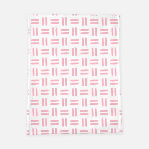 Paint Stripes Blanket