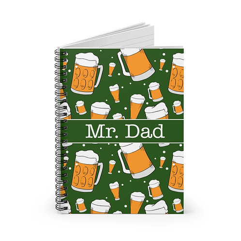 Beers Personalized Journal