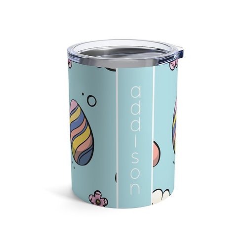 Easter Blue Personalized 10oz Tumbler