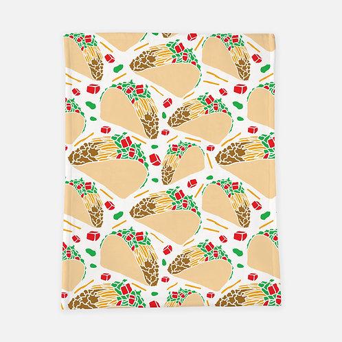 Tacos Blanket