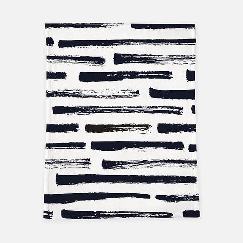 Painted Stripes Blanket
