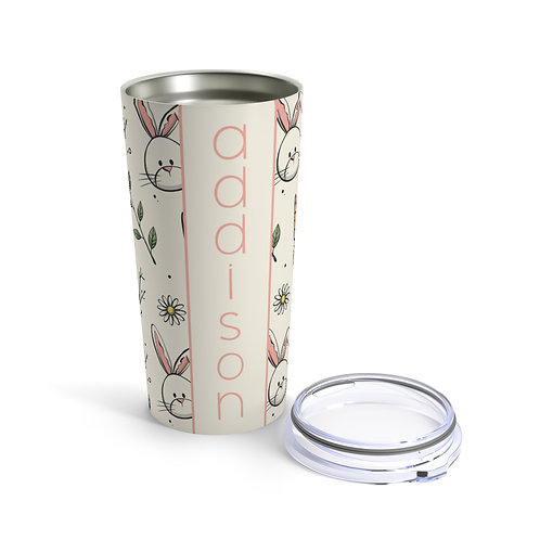 Easter Bunny Personalized 20oz Tumbler