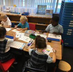 Kindergarten classwork