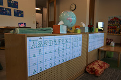Maternelle classroom