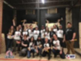 Riot Axe League