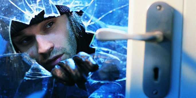 Deter home burglaries with security film. Extreme Window Film Solutions™