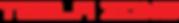 Extreme Autowerks Tesla Zone logo