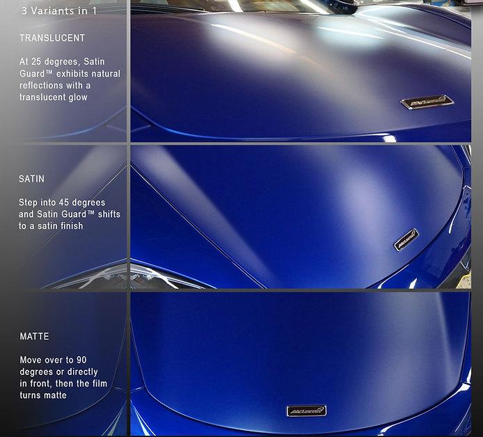 Prestige Satin Guard Tri Tone Extreme Autowerks