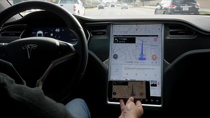 Extreme Autowerks Tesla Screen Mirroring 3
