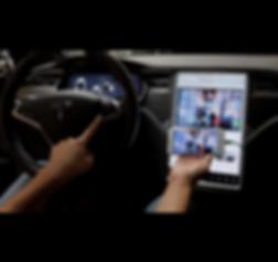 Extreme Autowerks Tesla Screen Mirroring 8