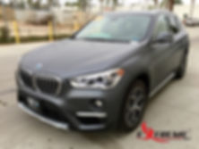 Extreme Autowerks® BMW X1 with LLumar Matte Paint Protection Film