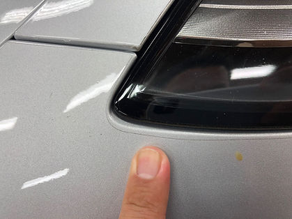 Standard Paint Protection Installation