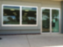 Commercial Window Tint installed by Extreme Window Film Solutions™