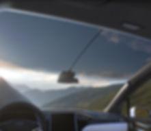 Tesla Model X One Piece Windshield Tint Extreme Autowerks®