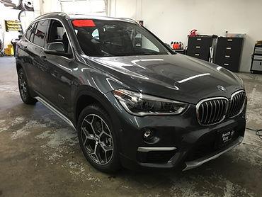 Extreme Autowerks® 2016 BMW X1