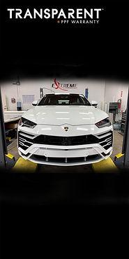 Extreme Autowerks Transparent PPF Warranty