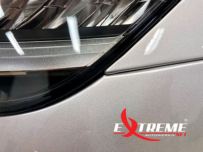 Extreme Autowerks Tesla Model 3 Prestige ClearGuard Nano Paint Protection Film Installation