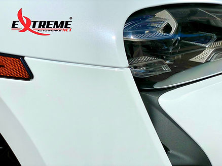EAW Porsche Taycan Turbo Front Headlight