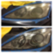 Headlights Restoration Reveal Detailing Extreme Autowerks®