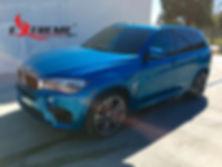 Extreme Autowerks® 2016 BMW X5M Long Beach Blue