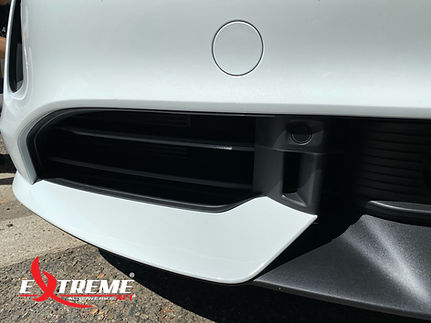EAW Porsche Taycan Turbo Front Bumper.JP