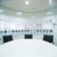 Custom Conference Room Frosted Decorative Film installed by Extreme Window Film Solutions™