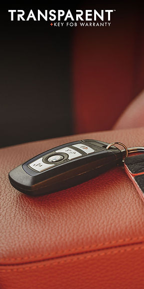 Extreme Autowerks Transparent Key Fob Warranty