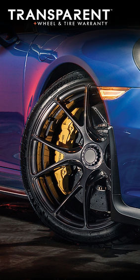 Extreme Autowerks Transparent Wheel Tire Warranty