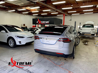 Extreme Autowerks Tesla Specialist