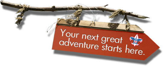 Start your new adventure