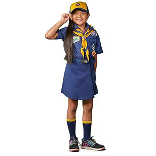 Cub Scout Girls Uniform