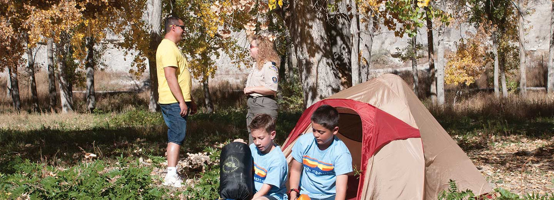 Family Camping Safety