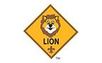 Lion Scout Badg