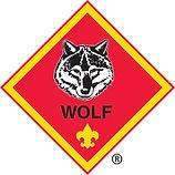 Wolf Badge