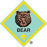 Bear Badge