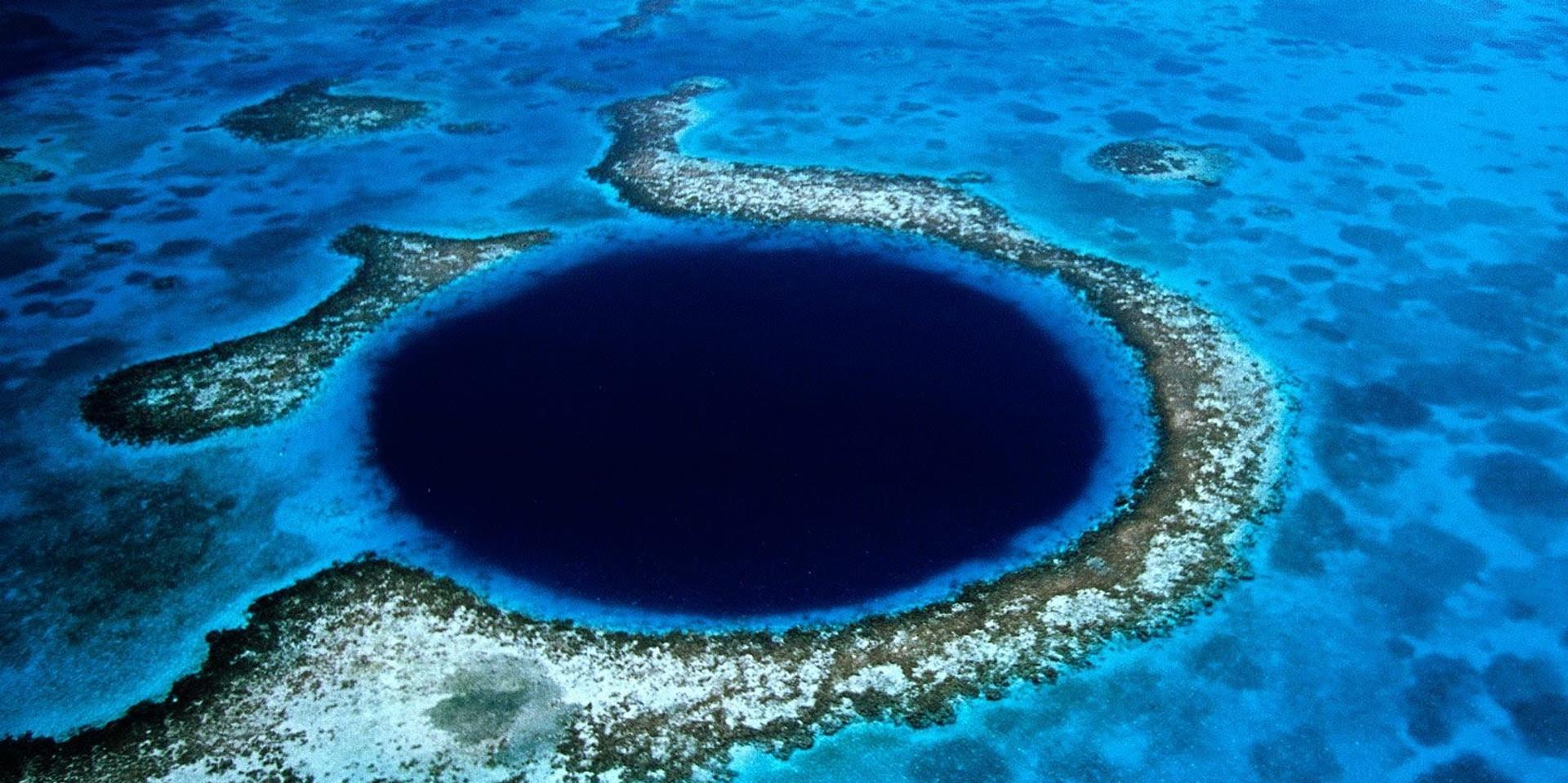 Blue Holes Exploration