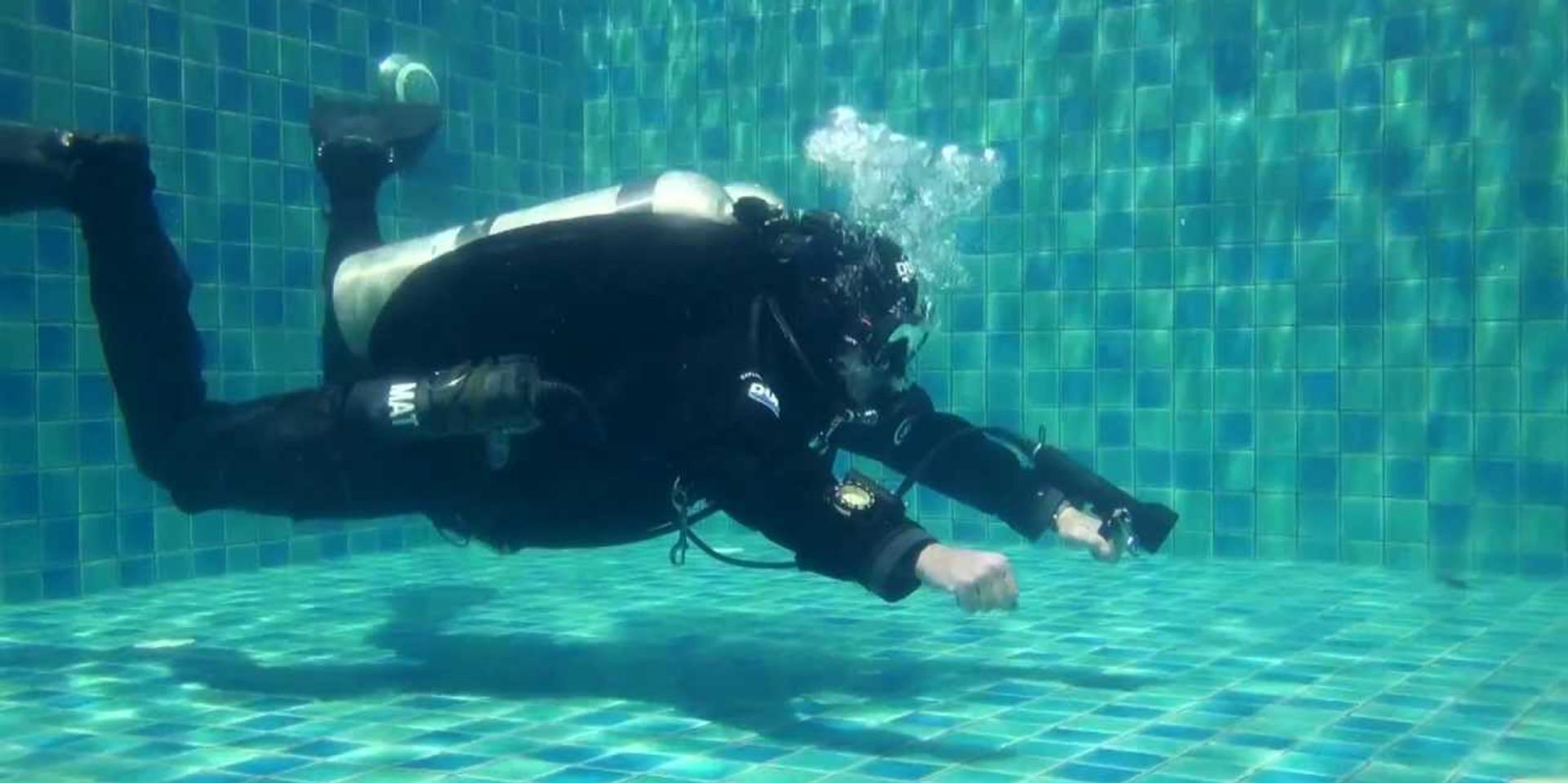 Pro-Tech Skills, Buoyancy and Trim