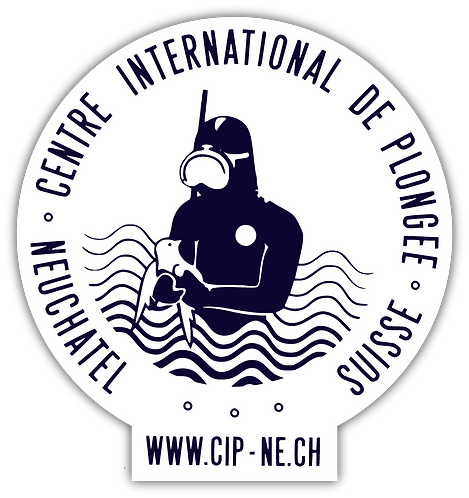 centre international de plongée cip logo