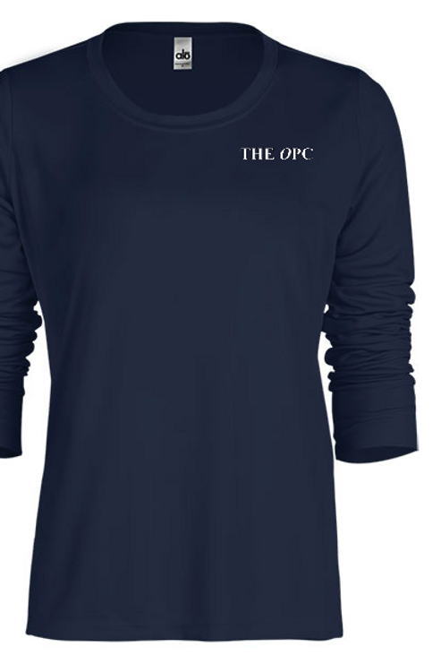 Long Sleeve Performance Top