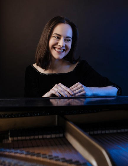 Daria Rabotkina, Piano