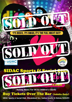 sold out saturday