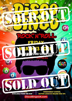 sold out friday
